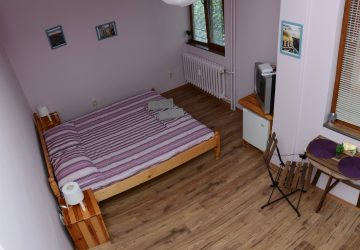 Hostel Room with Private Bathroom