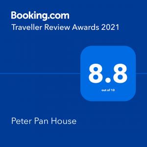 Booking Travel Award 2021